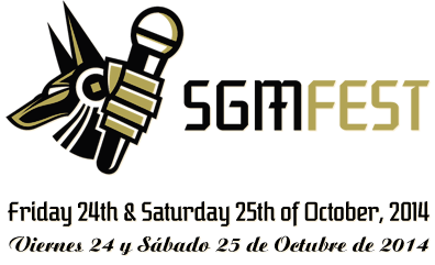 VI SGM FEST - Friday 24th of October, 2014 - Bands Line-up