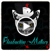 Streaming Gothic Rock, Post-Punk, New-Cold-Dark Wave Compilation - Bloodsucking Mallory feat. Liquid Grey - Das Spiel - Sui Generis Vol. 008
