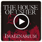 Streaming Gothic Rock, Post-Punk, New-Cold-Dark Wave Compilation - The House Of Usher - Imaginarium - God Only Knows - Sui Generis Mixtape 021