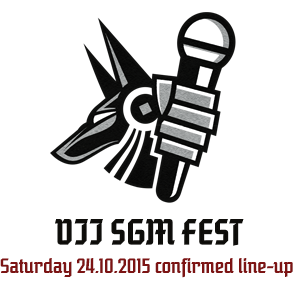 VII SGM FEST - Saturday 24.10.2015 - Confirmed line-up